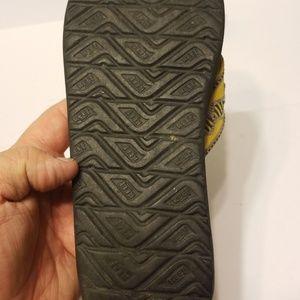 Reef Shoes - Reef slide flops women's shoes size 9